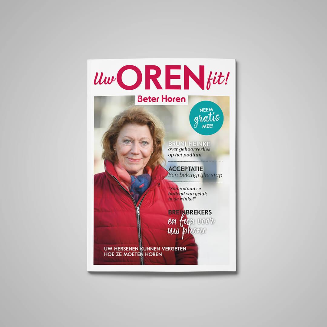 Beter Horen magazine Uw oren fit Conceptinc