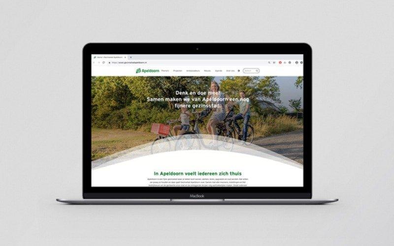 Gemeente apeldoorn - website gezinsstad Apedoorn