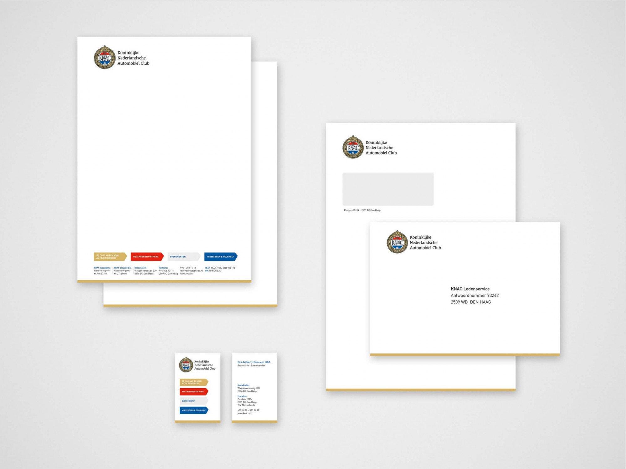 KNAC stationery - Conceptinc